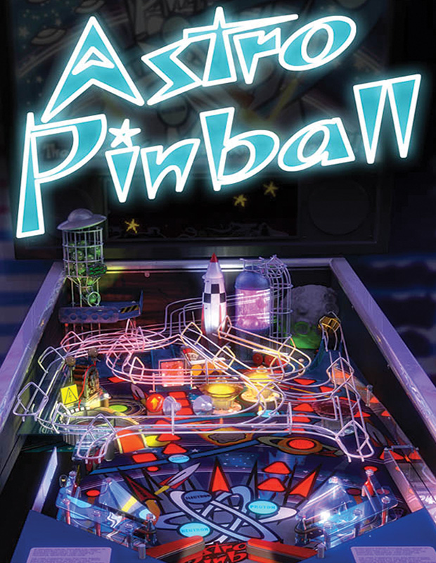 Pulseworks - Astro Pinball