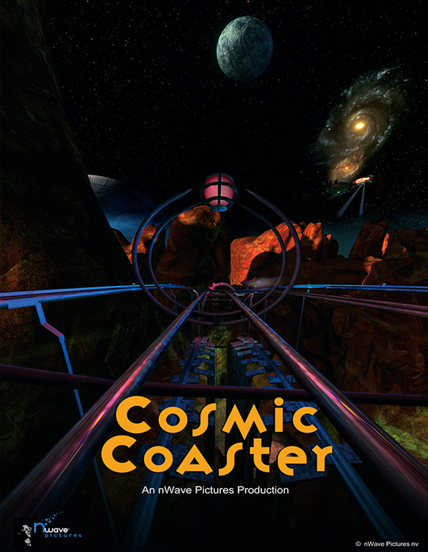 Pulseworks - Cosmic Coaster