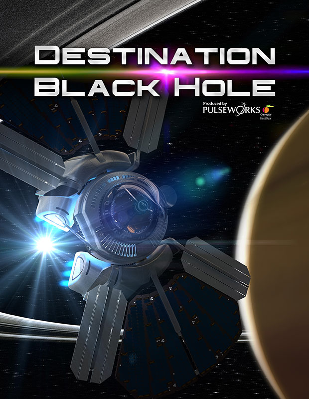 Pulseworks - Destination Black Hole