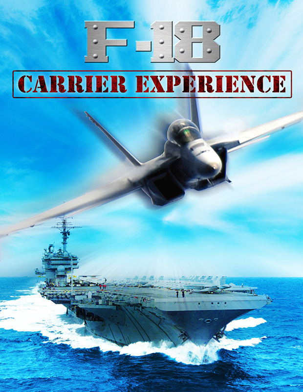 Pulseworks - F-18 Carrier Experience