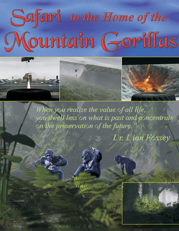 Pulseworks - Safari to the Home of the Mountain Gorillas
