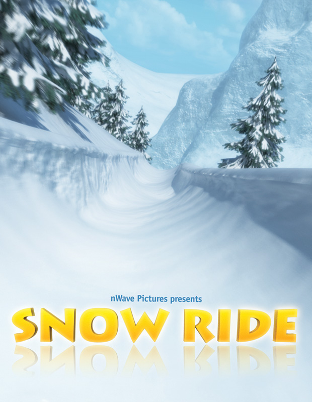 Pulseworks - Snow Ride