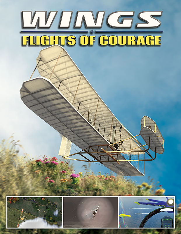 Pulseworks - Wings - Flights of Courage